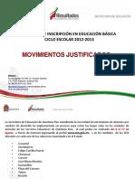 Movimientos_2013 d Preeinscripcion