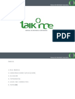 Manual Marca Talkme