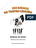 Manual Apoio Teatro Cristao