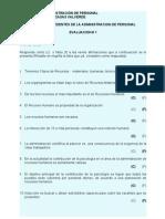 Evaluación 1 AP