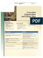 Ecosystem Organization and Energy Flow[1]