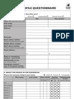 Customer Profile Final Distributed 0001