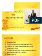 10-Administración de Requisitos