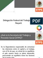 Generalidades de La Delegacion en Nayarit de La STPS