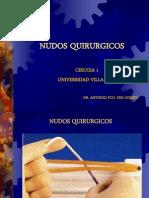 NUDOS QUIRURGICOS