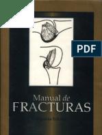 Manual de Fracturas