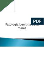 Condición fibroquistica