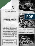 Jinx - Mechanix Illustrated Boat Plan