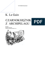 Le Guin Ursula - Ziemiomorze 01 - Czarnoksiężnik z Archipelagu