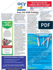 - GHB, clinical trials, PI/CMIs, new products and much more