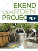 Weekend Garden Projects