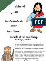 Las Parábolasde Jesús 2 - The Parables of Jesus 2