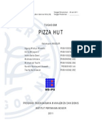 Sim Anggur Pizza Hut