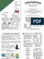 PBC Bulletin - July 15