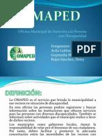Diapositivas OMAPED-El Tambo 2012
