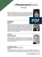 Bios - National Pharmaceutical Congress 2012