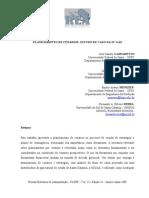 PLANEJAMENTO DE CENÁRIOS