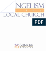 Evangelism in Local Church (Sunrise Semi - Unknown