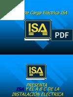 Tableros de Carga Electrica ISA