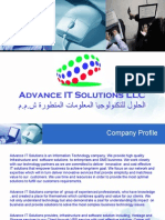 Advance IT Solutions LLC Company Profile
