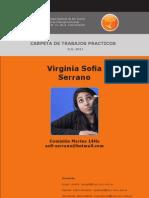"Carpeta Marca Provincia ""Santa Fe"" - Serrano"