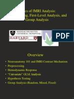 fMRI Intro