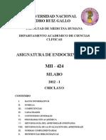 Endocrinologia - Silabo - 2012-i (1)
