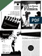 """Fanzine """"Puesta en escena Filmica"""" - Palavecino"""