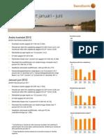 Swedbanks delårsrapport kvartal 2 2012