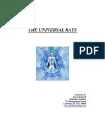 Universal Rays Manual