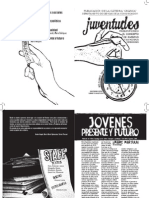 "Fanzine ""Juventudes"" - Juncos, Lucía"