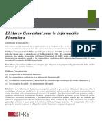 Resumen de Niif 2012