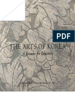 Arts of Korea, A Resource for Educators (2001) 167p 9780300093759 0300093756