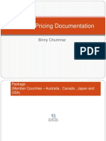 Transfer Pricing Documentation