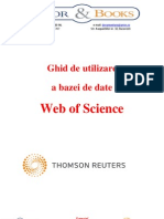 Thomson ISI Web of Science
