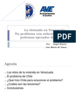 Presentación vivienda chile Venezuela CVC AVE