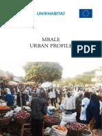 Mbale Urban Profile - Uganda