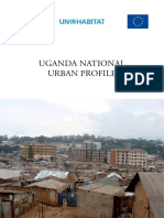 Uganda National Urban Profile