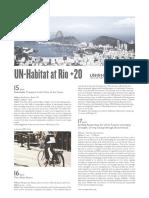 UN-Habitat at Rio+20