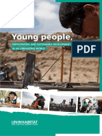 Young People , Participation and Sustainable Development in an Urbanizing World