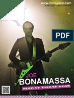 LH Magazin Music Joe Bonamassa-Betty y La Curta Pared