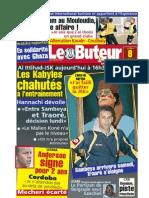 LE BUTEUR PDF du 08/01/2009