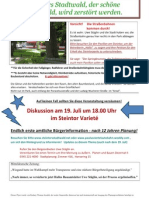 flyer - megainfo - am steintor