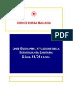 Linee Guida Sorveglianza Sanitaria D.lgs.81 e s.m.i.