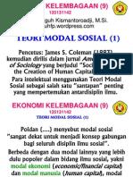 kuliah_09_teori-modal-sosial-1
