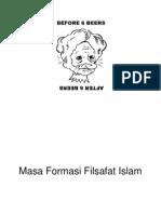 Masa Formasi Filsafat Islam