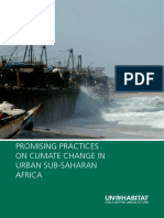 Promising Practices in Climate Change in Sub-Saharan Africa