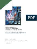 Electronics Industry Adb Framework