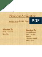 Final Financial Accounting(Pulkit)