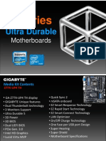 Gigabyte GA-Z77X-UP4 TH Motherboard